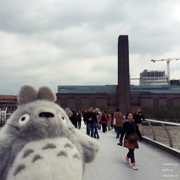 Totoro Londyn, Tate Modern